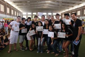 Alunos Pio XI viajam para Olimpíada Brasileira de Robótica