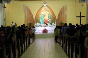 Missa de concluintes marca semana no Pio XI