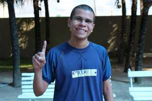 Pio XI comemora 1º lugar na UFPB