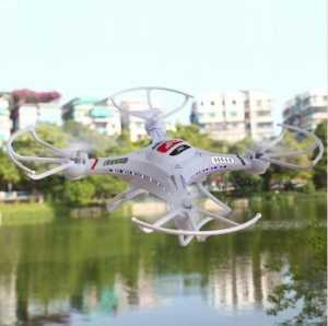 O drone invade o PIO XI