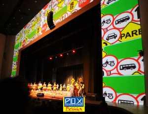 Pio XI em Cena conta com número recorde de alunos
