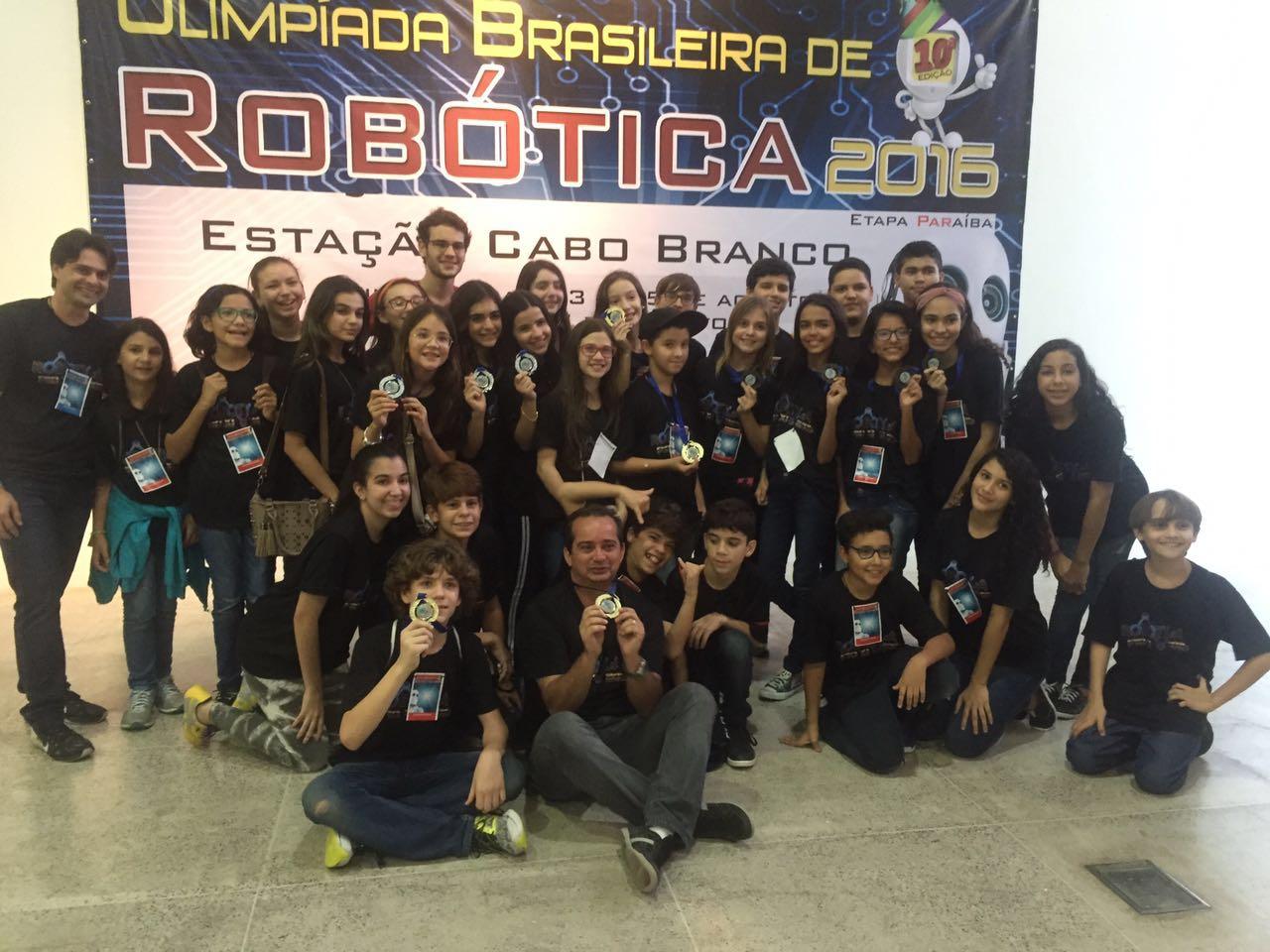 Olimpíada Brasileira de Robótica