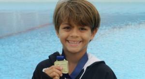 Aluno PIO XI é destaque promessa na natação Paraibana