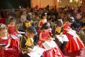 Pio XI realiza formatura dos alunos do 1º ano do Ensino Fundamental
