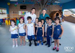 Educação Infantil recebe palestra sobre saúde bucal