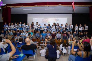 Dia dos Pais: alunos Pio XI prestam diversas homenagens