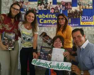 Pio XI apoia campanha de aluno para melhorar saúde na Paraíba